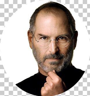 Steve Jobs Apple Chief Executive Pixar Co-Founder PNG