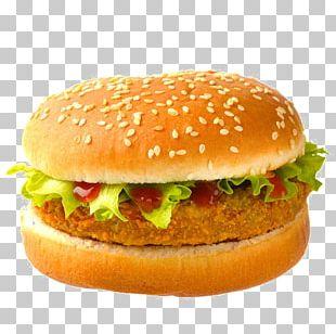 Veggie Burger Hamburger Aloo Tikki Indian Cuisine Chaat PNG