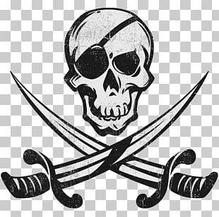 Piracy Logo Jolly Roger Vought F4U Corsair Grumman F4F Wildcat PNG