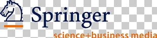 Springer Science+Business Media Publishing Academic Journal Research PNG