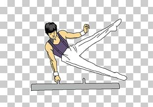 Artistic Gymnastics Pommel Horse International Federation Of Gymnastics PNG