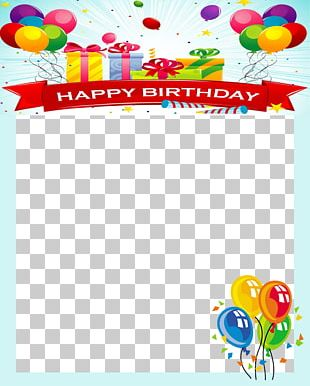 Birthday Frames Android PNG