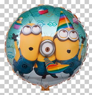 Minions Happy Birthday To You Wish PNG