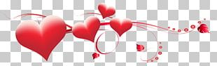 Borders And Frames Valentine's Day Heart PNG