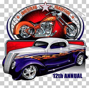 Vintage Car Auto Show Logo Motor Vehicle PNG