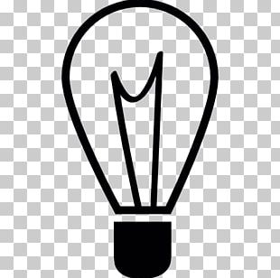 Incandescent Light Bulb Lamp Electric Light Electricity PNG