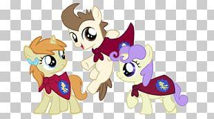 Pony Pound Cake Profiterole Cream Apple Bloom PNG