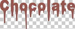 Chocolate Bar Word Candy Fruit PNG
