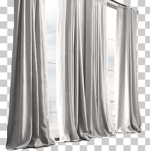 Window Curtain & Drape Rails Blackout Roman Shade PNG