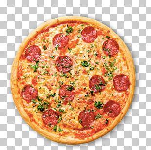 Sausage Pizza Margherita Hamburger Calzone PNG