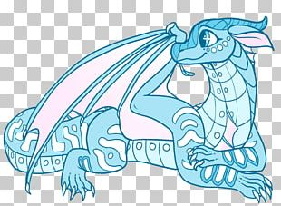 Wings Of Fire Dragon Color FanWing PNG