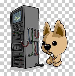 Dog Electronics Animated Cartoon PNG