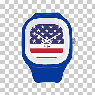 Flag Of Thailand Flag Of The United States Watch Strap PNG