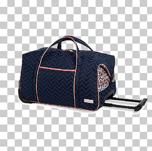 Hand Luggage Duffel Bags Baggage Travel PNG