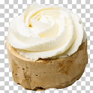 Buttercream Cheesecake Cupcake Cream Cheese PNG