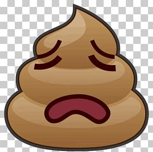 Pile Of Poo Emoji Feces Sticker Shit PNG