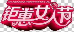 Woman International Womens Day PNG