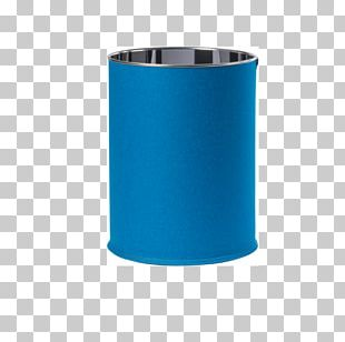 Cylinder Turquoise PNG