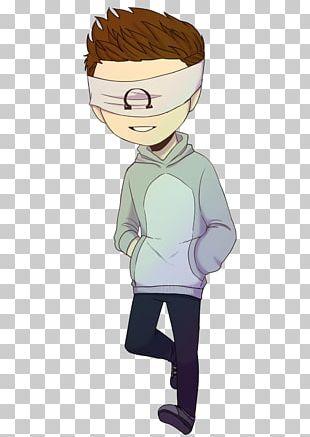 Anime Drawing YouTuber Fan Art Chibi PNG