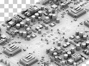 Printed Circuit Board Electronic Circuit Electrical Network Integrated Circuit Electronics PNG