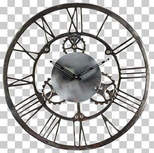 Clock Table Furniture Distressing Antique PNG