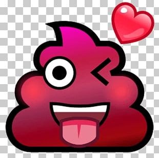 Pile Of Poo Emoji Telegram Sticker Premium Friday PNG