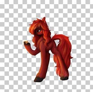 Horse Pony Animal Figurine Legendary Creature PNG