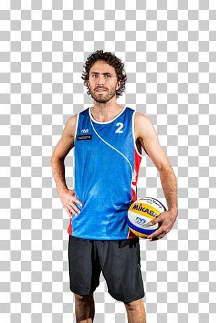 Theo Brunner Ridgefield Van Nuys Beach Volleyball T-shirt PNG