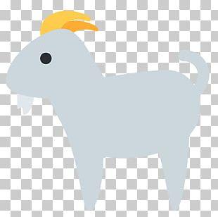 Saanen Goat Toggenburg Goat Billy Goat Tavern Sheep Emoji PNG