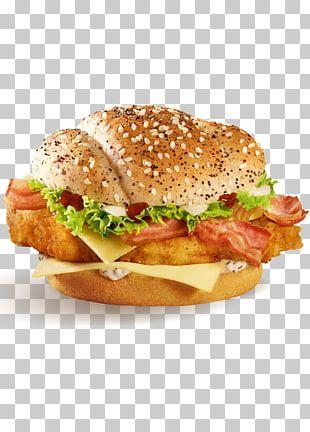 Hamburger KFC Bourges Bacon Big N' Tasty PNG