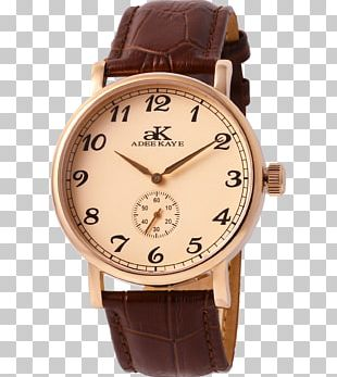 Leather Watch Strap Omega SA PNG