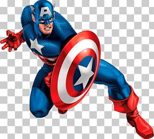 Captain America Iron Man Wall Decal Sticker PNG