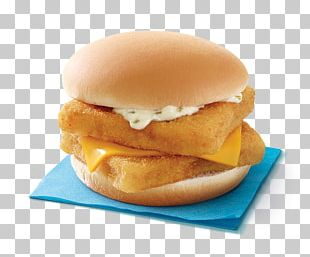Hamburger Fast Food Filet-O-Fish French Fries McDonald's Chicken McNuggets PNG
