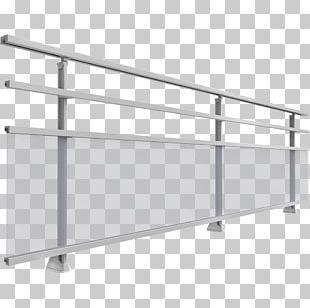 Handrail Guard Rail Sheet Metal Aluminium Building Information Modeling PNG