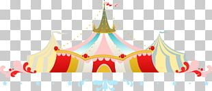Circus Roof PNG