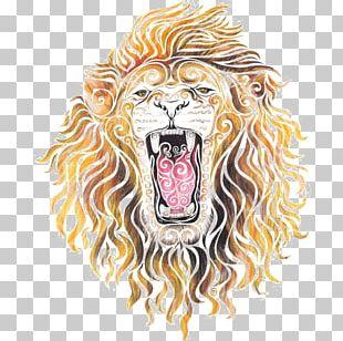 Tiger Lionhead Rabbit T-shirt Leopard PNG