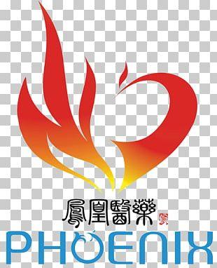Logo Pharmaceutical Drug Herbalism Phoenix PNG