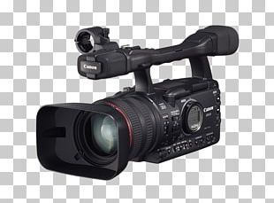 XH-A1s HDV Video Cameras Canon High-definition Video PNG