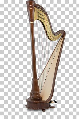 Camac Harps Pedal Harp String Instruments Musical Instruments PNG