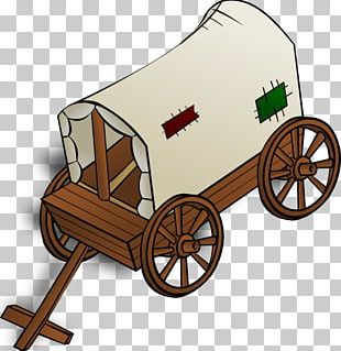 Cart Covered Wagon PNG
