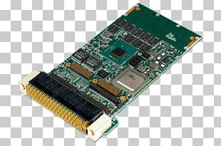 Intel VPX Single-board Computer Xeon Embedded System PNG