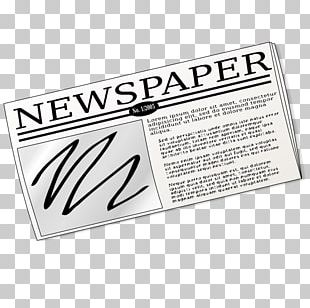 Free Newspaper Free Content PNG