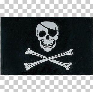 Jolly Roger Flag Pirate Skull And Crossbones Pennon PNG