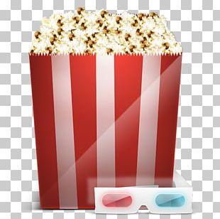 Popcorn Cinema Film Computer Icons PNG