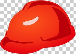 Helmet Red Hard Hat PNG