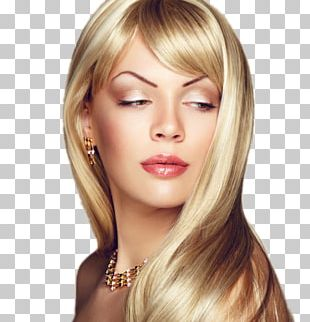 Hair Coloring Hairdresser Hairstyle Human Hair Color Blond PNG