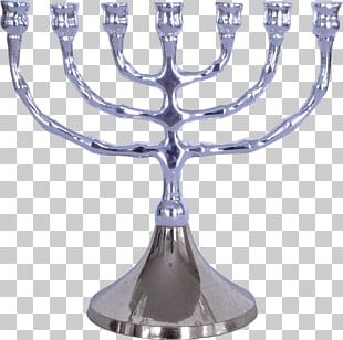 Menorah Tabernacle Judaism Israelites Jewish Ceremonial Art PNG
