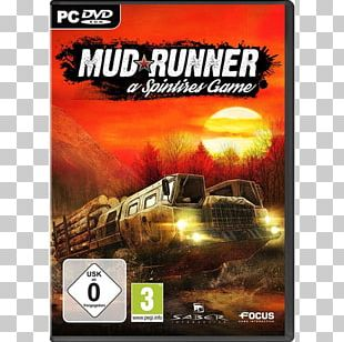 Spintires: MudRunner Video Game Amazon.com PC Game PNG