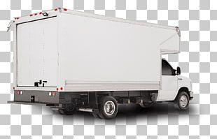 Commercial Vehicle Car Semi-trailer Truck Van PNG