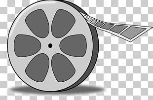 Filmstrip Reel PNG